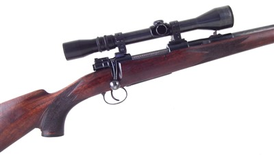 Lot -Mauser action unknown make 8x57 bolt action rifle serial number 625