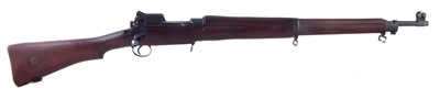 Lot 32-Enfield (Winchester) P14 .303 bolt action rifle serial number 181675