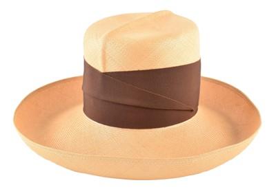 Lot 27 - A Philip Treacy straw hat