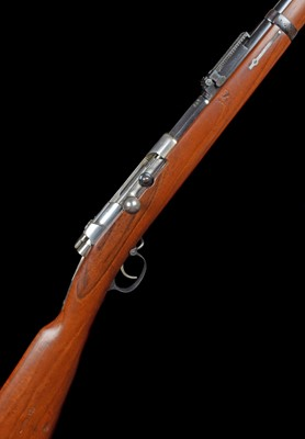 Lot 1-Mauser 71/84 bolt action rifle