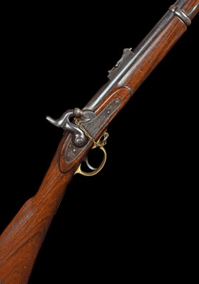 Lot 6-Enfield P53 .577 muzzle loading rifle