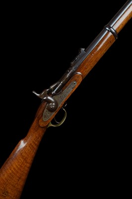 Lot 4-Enfield .577 three band Snider rifle