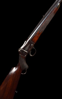 Lot 20-P. Webley Swinburns Patent .577/500 No.2 rifle