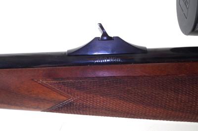 Lot 27-Steyr Mannlicher Luxus .308 bolt action rifle serial number 257086