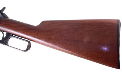 Lot 13 - Winchester 1895 .405 lever action rifle serial number 82229