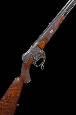 Lot 21-Westley Richards cased .577/500 No.2  rifle serial number 1134