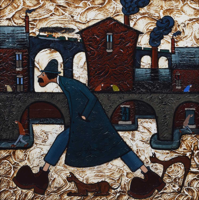 Lot 47 - Albert Barlow (British 1944-)