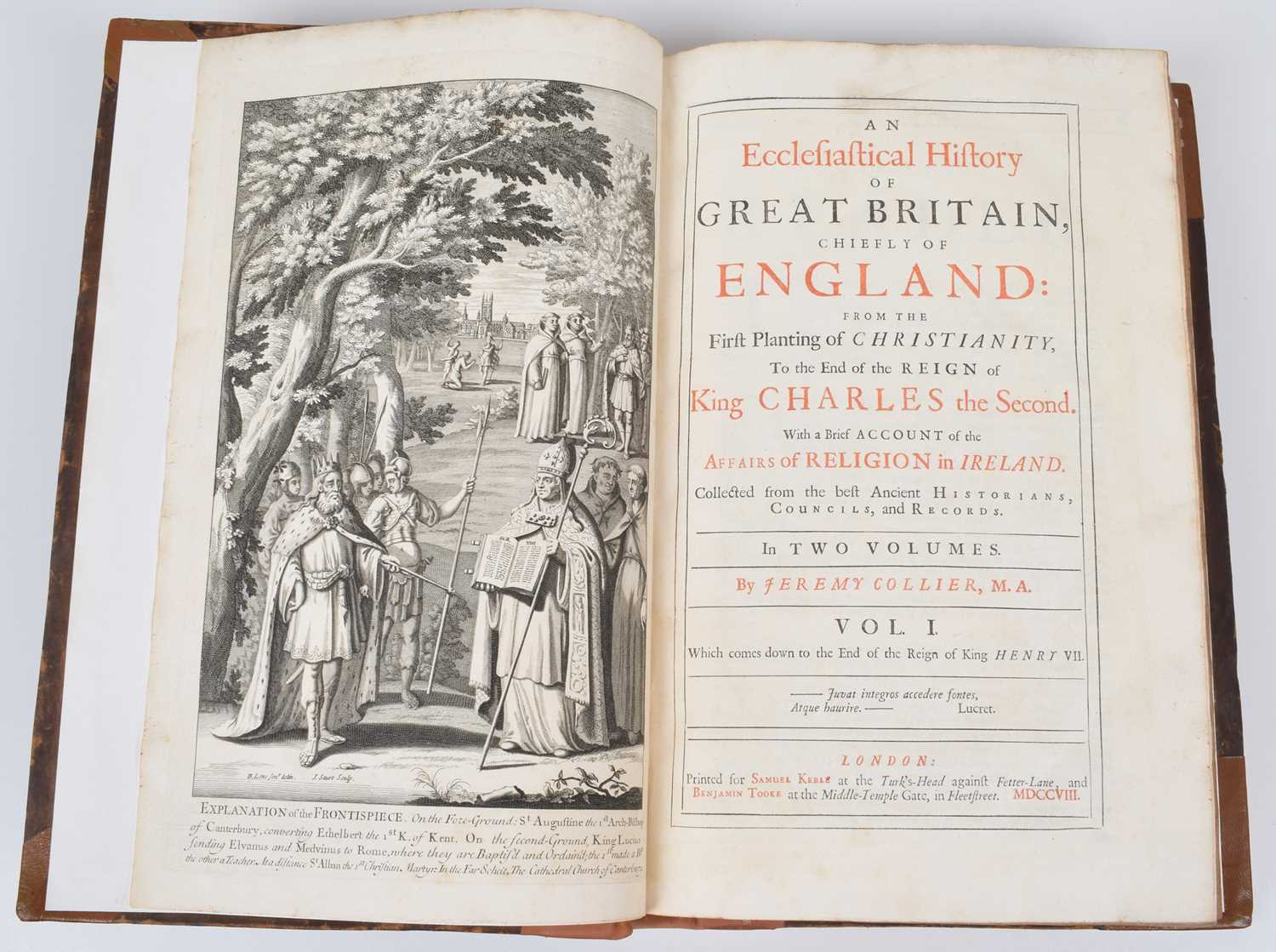 Lot 42-Collection of books to include
