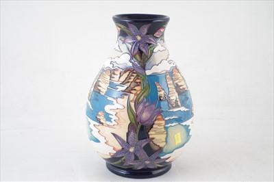 Lot 255 - Moorcroft vase