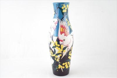 Lot 256 - Moorcroft vase