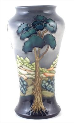 Lot 257 - Moorcroft vase
