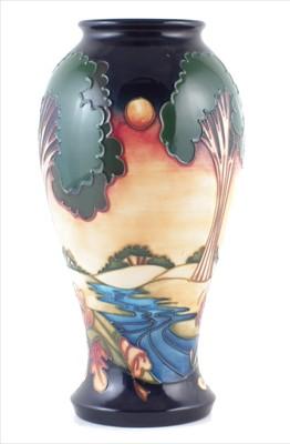Lot 259 - Moorcroft vase