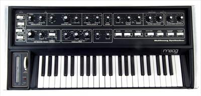 Lot 54-Moog Multimoog synthesizer