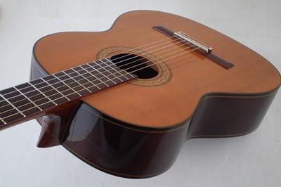 Lot 5-Alvarez Professional Spanish Guitar model PC50