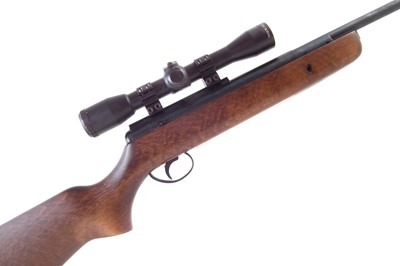 Lot 158 - BSA Supersport .22 air rifle with 4x32 scope