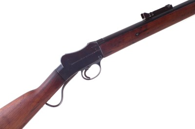 Lot 37-BSA .310 Francotte Cadet rifle serial number 73600 with sling