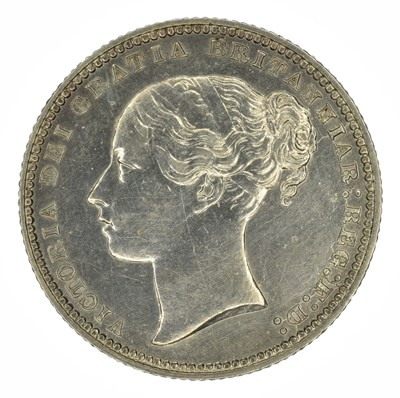 Lot 67 - Queen Victoria, Shilling, 1871, gEF.