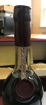 "Lot 43 - 1 Bottle Cognac Martell ""Extra"" 'Cordon Argent' 1980's release of now discontinued line"