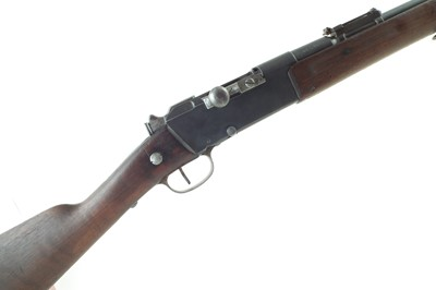 Lot 50-Lebel bolt action rifle serial number 24489