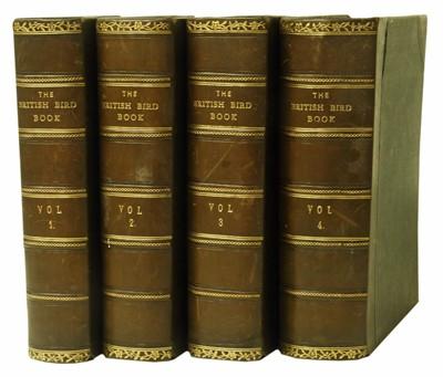 Lot 50-Kirkman F.B, Oxon B.A The British Bird Book, four volume set 1913