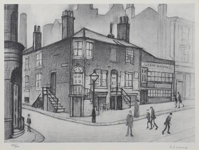 Lot 103 - L.S. Lowry R.A. (British 1887-1976)