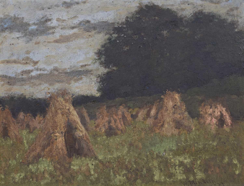 Lot 4-William Meredith (1851-1916)
