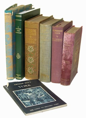 Lot 43-Seven books to include Four Hedges, A Garners Chronicle, Clare Leighton