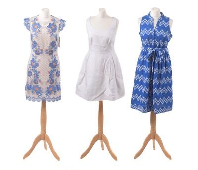 Lot 105 - Four Karen Millen dresses