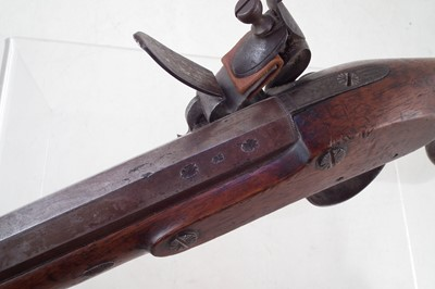 Lot -Moore flintlock belt pistol
