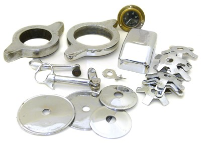 Lot 6-1920/29 Bentley parts to include