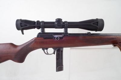 Lot -Brno .22 Semi Automatic rifle