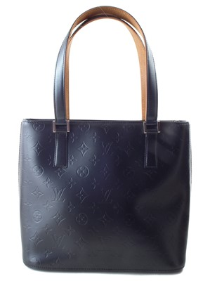 Lot 15-A Louis Vuitton Stockton handbag