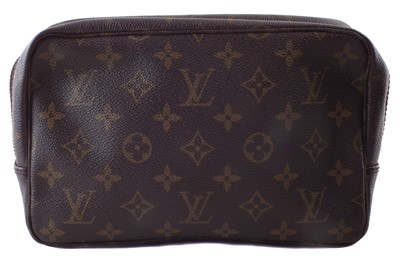Lot 51-A Louis Vuitton Monogram PM Toiletry Bag