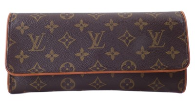 Lot 30-A Louis Vuitton Monogram Twin GM handbag