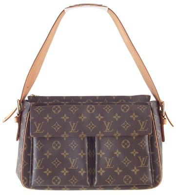 Lot 34-A Louis Vuitton Monogram Viva Cite GM handbag