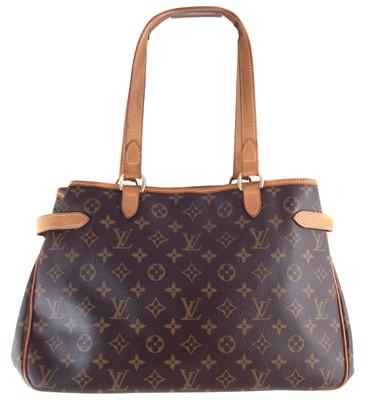 Lot 58 - A Louis Vuitton Monogram Batignolles Horizontal GM handbag
