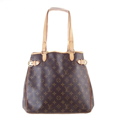 Lot 59 - A Louis Vuitton Monogram Batignolles Vertical GM handbag