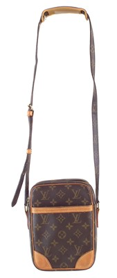 Lot 68-A Louis Vuitton Monogram Danube handbag