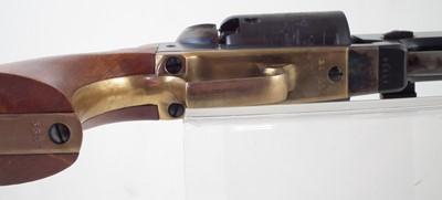 Lot -20th Century Colt Dragoon .44 muzzle loading percussion revolver