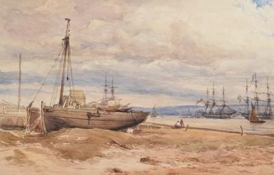 Lot 11-William James Callcott (British 1843-1890)