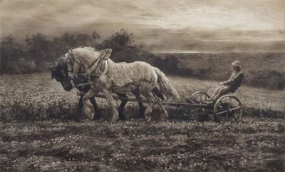 Lot 59-Herbert Dicksee (British 1862-1942)