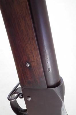 Lot -Martini Henry .577 / 450 MkII volunteer rifle