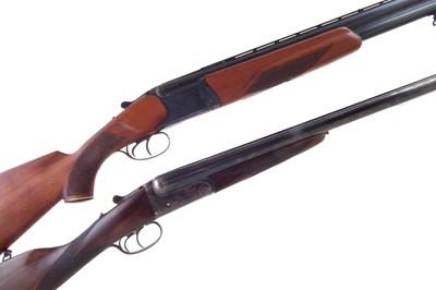 Lot -Two shotguns by Eibar - Jabali and a Baikal