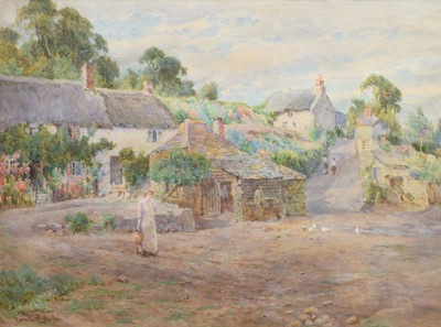 Lot 14-Tom Clough (British 1867-1943)