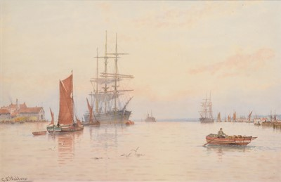 Lot 15-George Stanfield Walters (British 1838-1924)