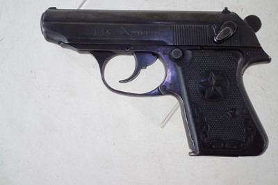 Lot -Deactivated Chinese Type 64 7.65mm  PPK pistol