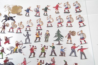 Lot 15-Collection of Toy Soldiers / figures