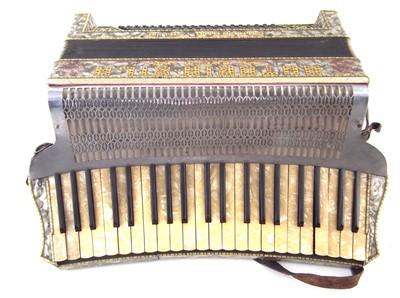 Lot 52-Antoria accordion