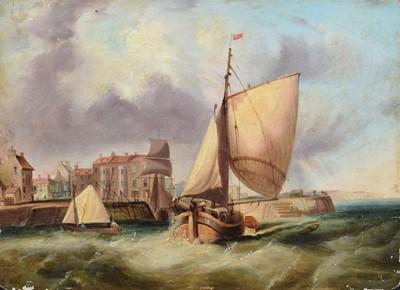 Lot 16-John Burgum (1826-1907)