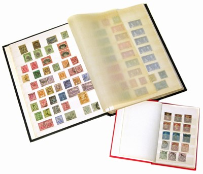 Lot 77-British Commonwealth Collection in stockbook